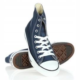 Converse Chuck Taylor As Core M9622 white navy blue 2