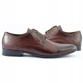 Lukas 256 brown men's formal shoes 5