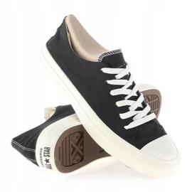Converse Chuck Taylor All Star Sawyer M 147056C shoes black 1
