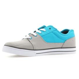 Shoes Dc Tonik Tx W ADBS300035-AMO blue grey 5