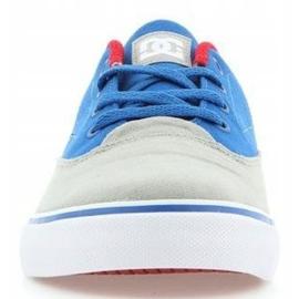 Dc Sultan Tx W ADBS300079 Bpy Shoes blue grey 3