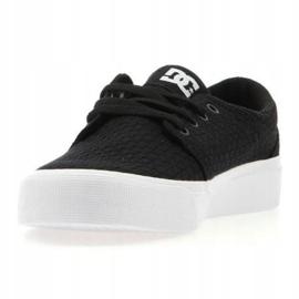 Shoes Dc Trase Tx Se W ADYS300123-001 black 4