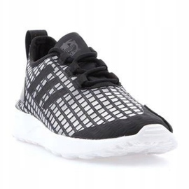 Adidas Zx Flux Adv Verve W AQ3340 shoes black grey 2