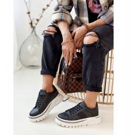 PS1 Women's Sneakers On The Black Riri Platform 4