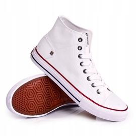 Men's Classic High-top Sneakers Big Star DD174251 White 2