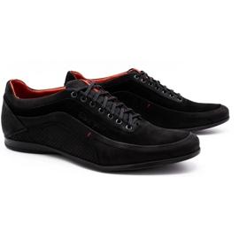 Polbut Men's casual shoes 2101P black 3