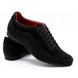 Polbut Men's casual shoes 2101P black 5