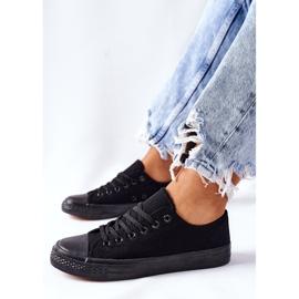PS1 Women's Classic Black Omerta Sneakers 1