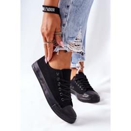 PS1 Women's Classic Black Omerta Sneakers 2