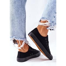 PS1 Women's Classic Black Omerta Sneakers 4