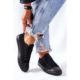 PS1 Women's Classic Black Omerta Sneakers 5