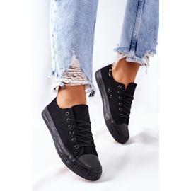 PS1 Women's Classic Black Omerta Sneakers 6