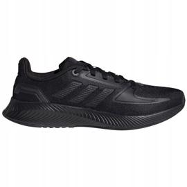 Adidas Runfalcon 2.0 Jr FY9494 shoes black 1