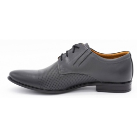 Olivier Formal shoes 482 gray grey 1