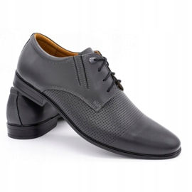 Olivier Formal shoes 482 gray grey 4
