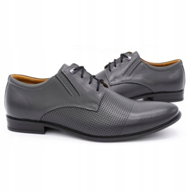 Olivier Formal shoes 482 gray grey 5