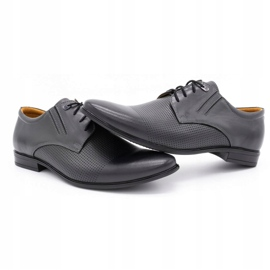 Olivier Formal shoes 482 gray grey 6