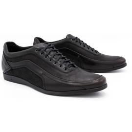 Polbut Casual men's shoes 2101P kabir black 6