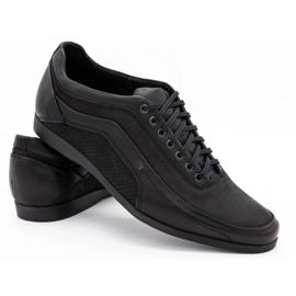 Polbut Casual men's shoes 2101P kabir black 8