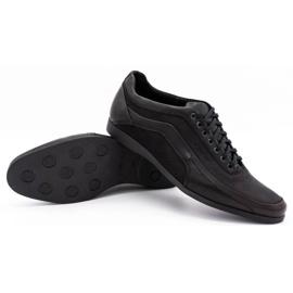 Polbut Casual men's shoes 2101P kabir black 10