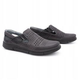 Polbut Gray men's summer shoes J53 grey 1
