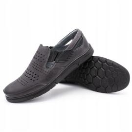 Polbut Gray men's summer shoes J53 grey 2