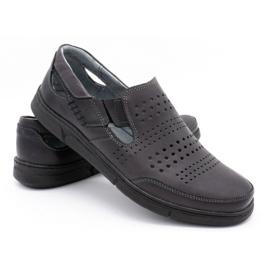 Polbut Gray men's summer shoes J53 grey 3