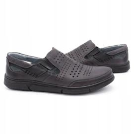 Polbut Gray men's summer shoes J53 grey 4