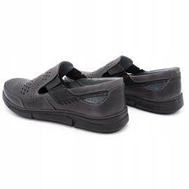 Polbut Gray men's summer shoes J53 grey 6