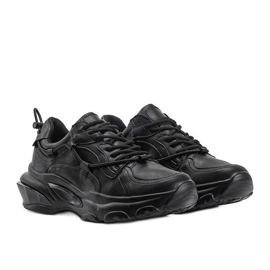 Allie black sneakers 1