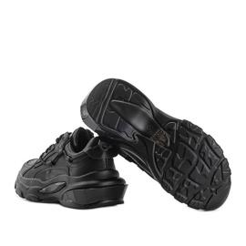 Allie black sneakers 3