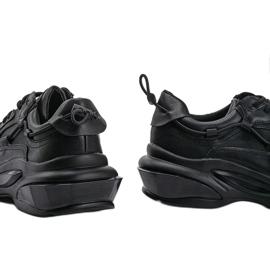 Allie black sneakers 4
