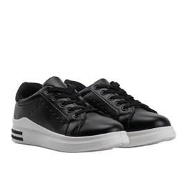 Black sneakers Adeline sneakers 1