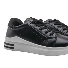 Black sneakers Adeline sneakers 2