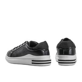 Black sneakers Adeline sneakers 3
