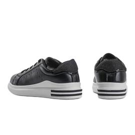 Black sneakers Adeline sneakers 4