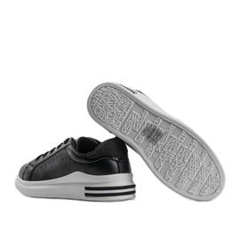 Black sneakers Adeline sneakers 5