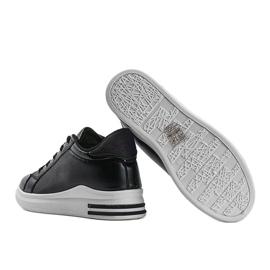 Black sneakers from Katherine 2
