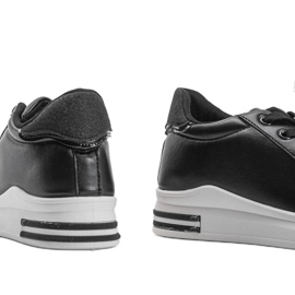 Black sneakers from Katherine 3