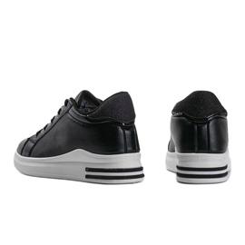 Black sneakers from Katherine 4