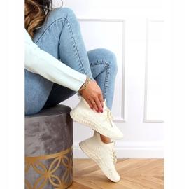 Beige PC01 LT.BEIGE sock sports shoes 3