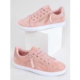Pink women's sneakers C2006 Pink 1