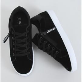Black women's sneakers C2006 Black 1