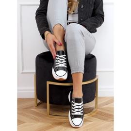 Designer sneakers with black VL138 Black sole 3