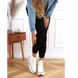 Designer sneakers with white VL135P White sole 2