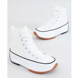 Designer sneakers with white VL135P White sole 1