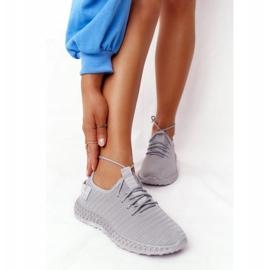 PS1 Women's Sport Shoes Slip-on Gray Do It grey 3