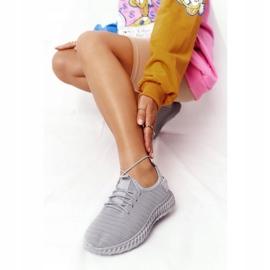 PS1 Women's Sport Shoes Slip-on Gray Do It grey 4