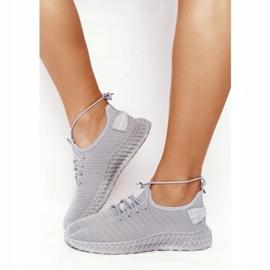 PS1 Women's Sport Shoes Slip-on Gray Do It grey 1