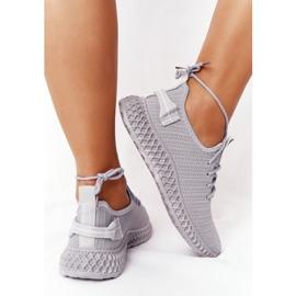 PS1 Women's Sport Shoes Slip-on Gray Do It grey 2
